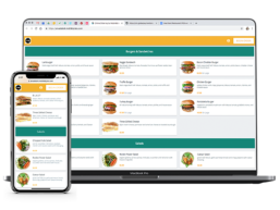Global Restaurant POS Online Ordering